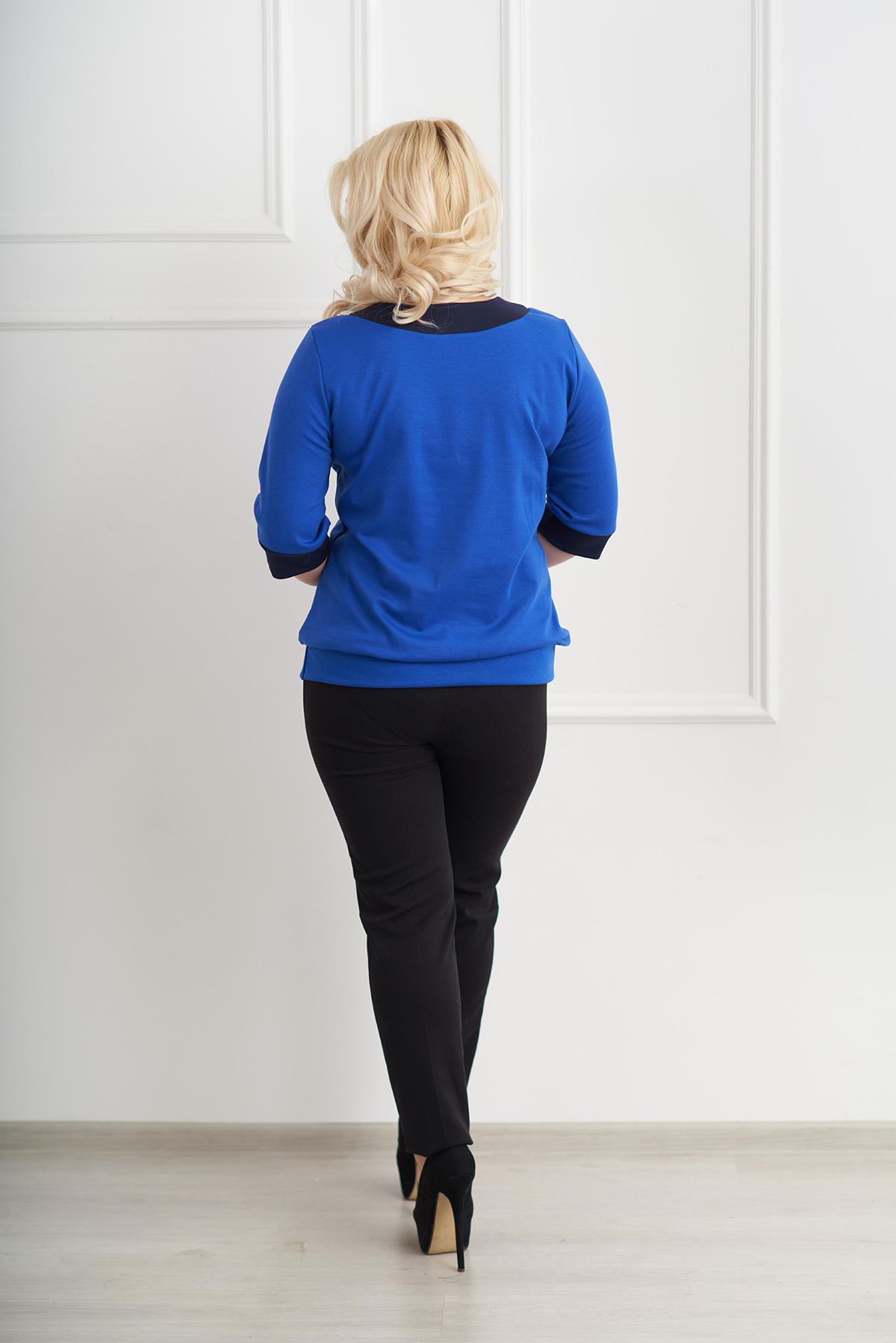 Жен. блуза арт. 19-0090