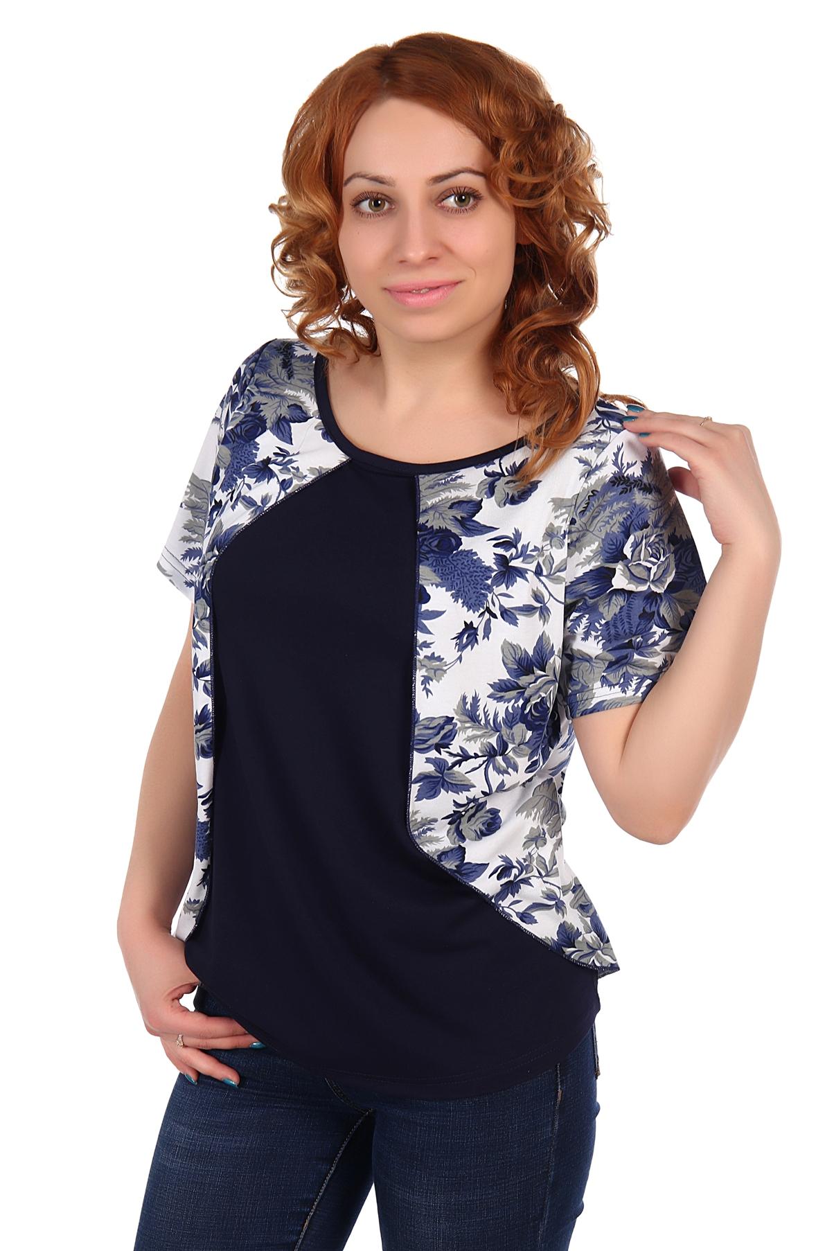 Жен. блуза арт. 16-0105