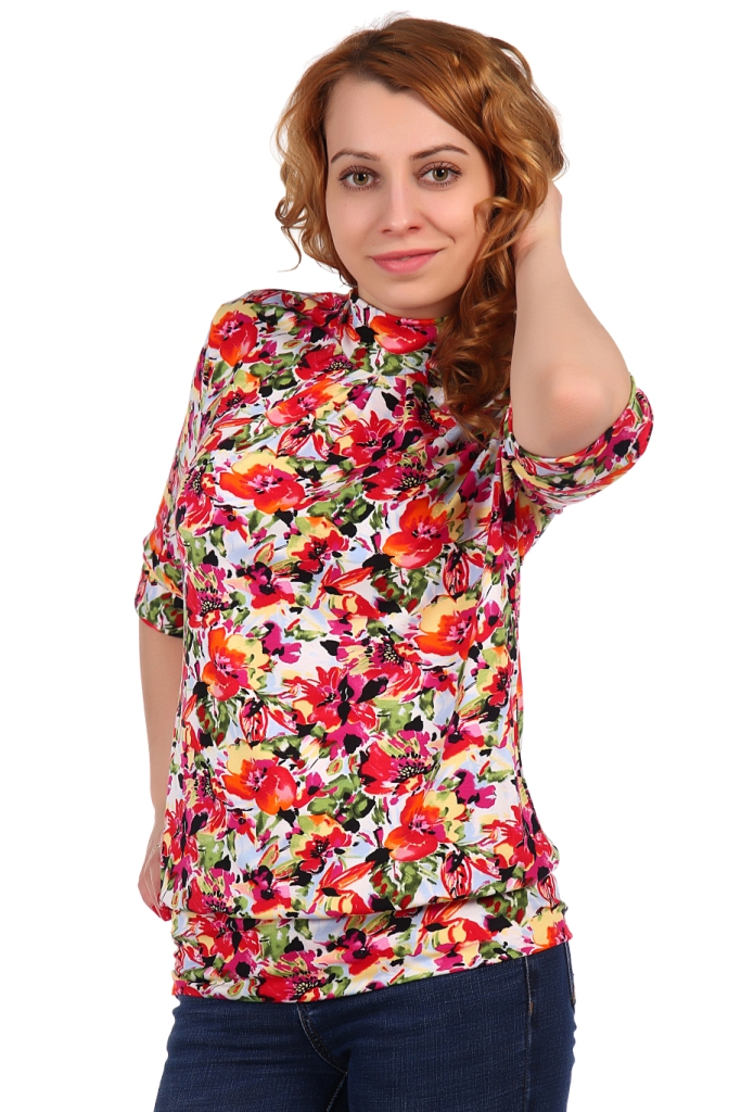 Жен. блуза арт. 16-0317
