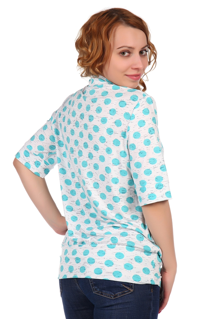 Жен. блуза арт. 16-0318
