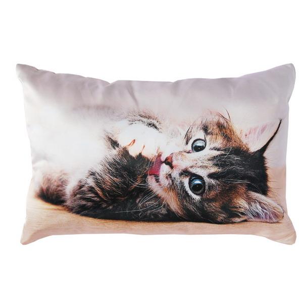 Подушка кошки арт. 20-0213 р. 35х55
