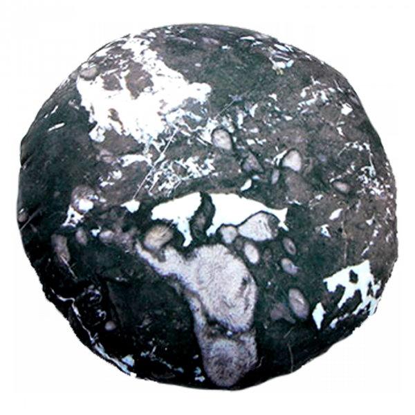 Игрушка-подушка Камень темный р. 33х33Подушки антистресс<br><br><br>Тип: Игрушка-подушка<br>Размер: 33х33<br>Материал: Кристалл