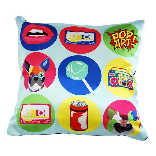 Подушка pop art арт.