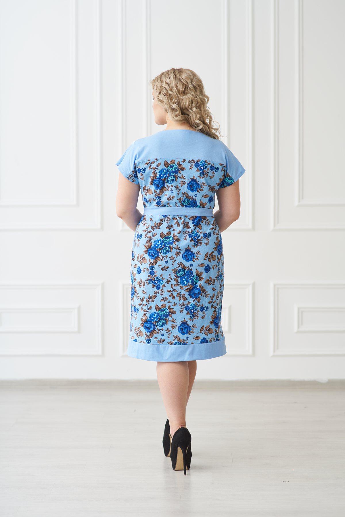 Жен. платье арт. 19-0139