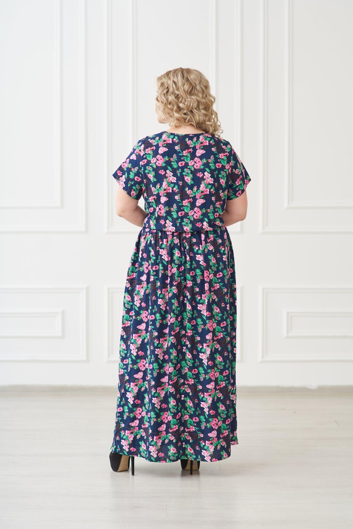 Жен. платье арт. 19-0140