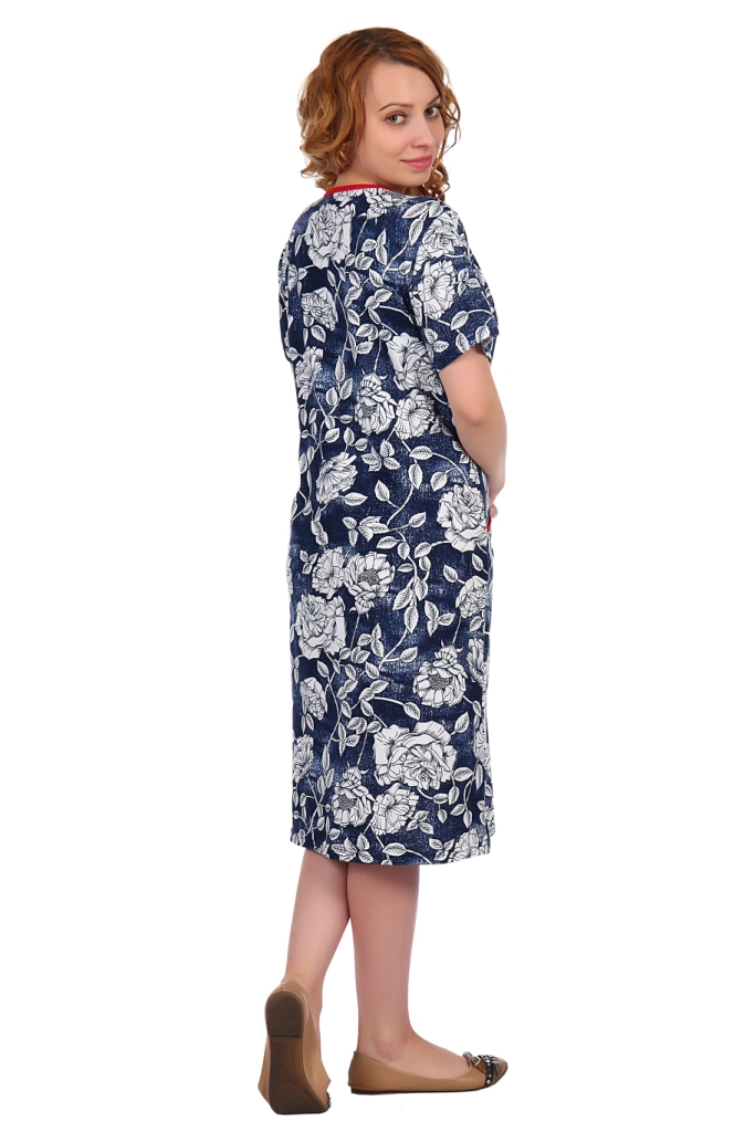 Жен. платье арт. 16-0343 р. 52