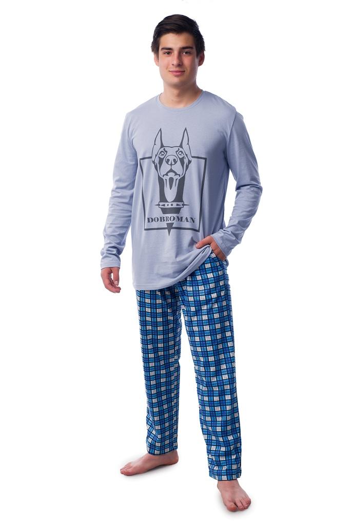 Муж. костюм арт. 16-0368 Серо-голубой р. 64 fred perry b8233 134