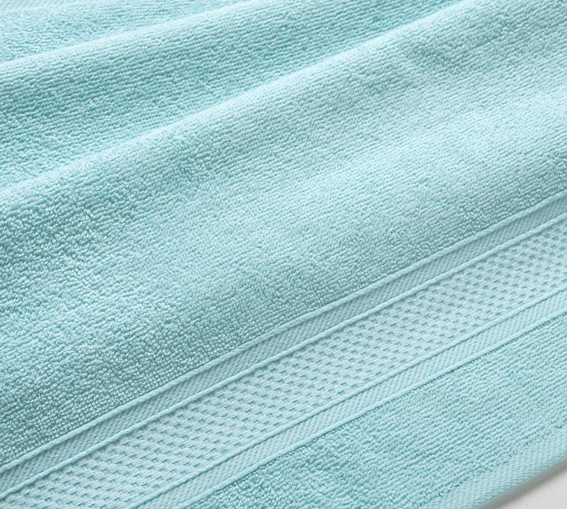 Полотенце арт. 03-0694 Светло-голубой р. 70х140Полотенца<br>Плотность ткани: 400 г/кв. м<br><br>Тип: Полотенце<br>Размер: 70х140<br>Материал: Махра