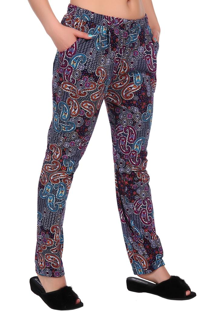Жен. брюки арт. 16-0141 Марсала р. 60 фото