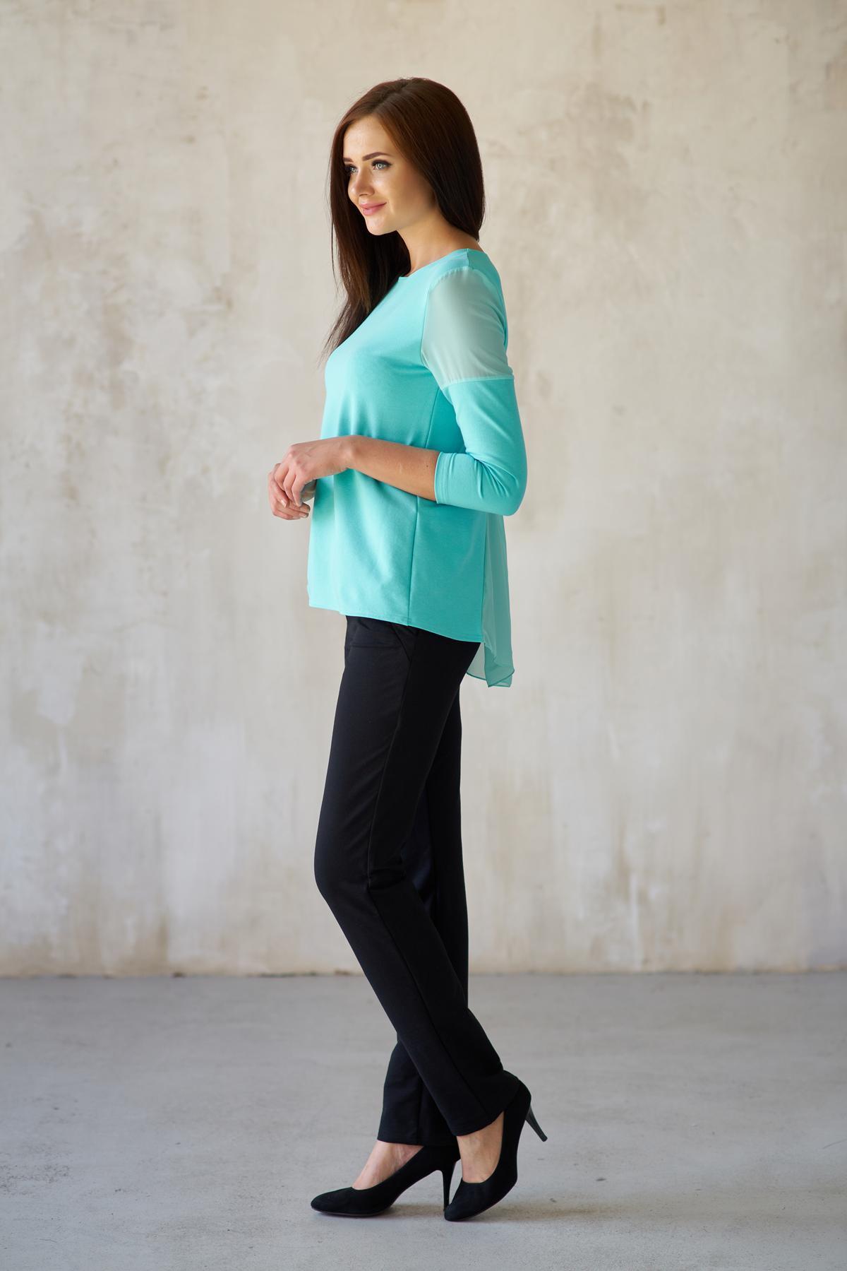 Жен. блуза арт. 19-0182