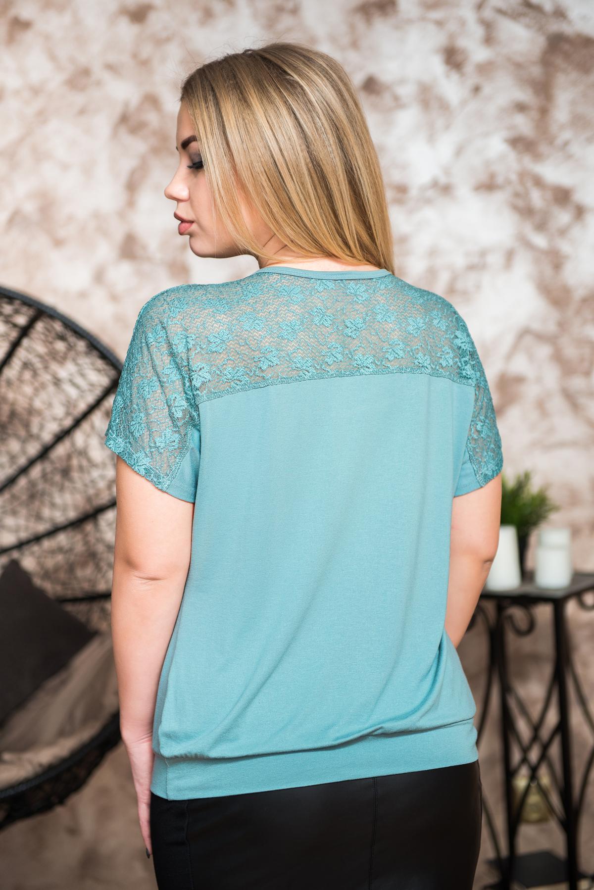 Жен. блуза арт. 19-0228