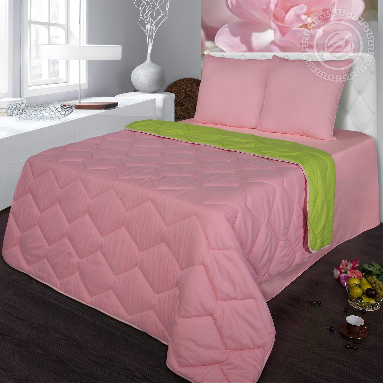 """Одеяло """"Comfort Розовый"""" р. 1,5-сп. — Comfort Розовый"""