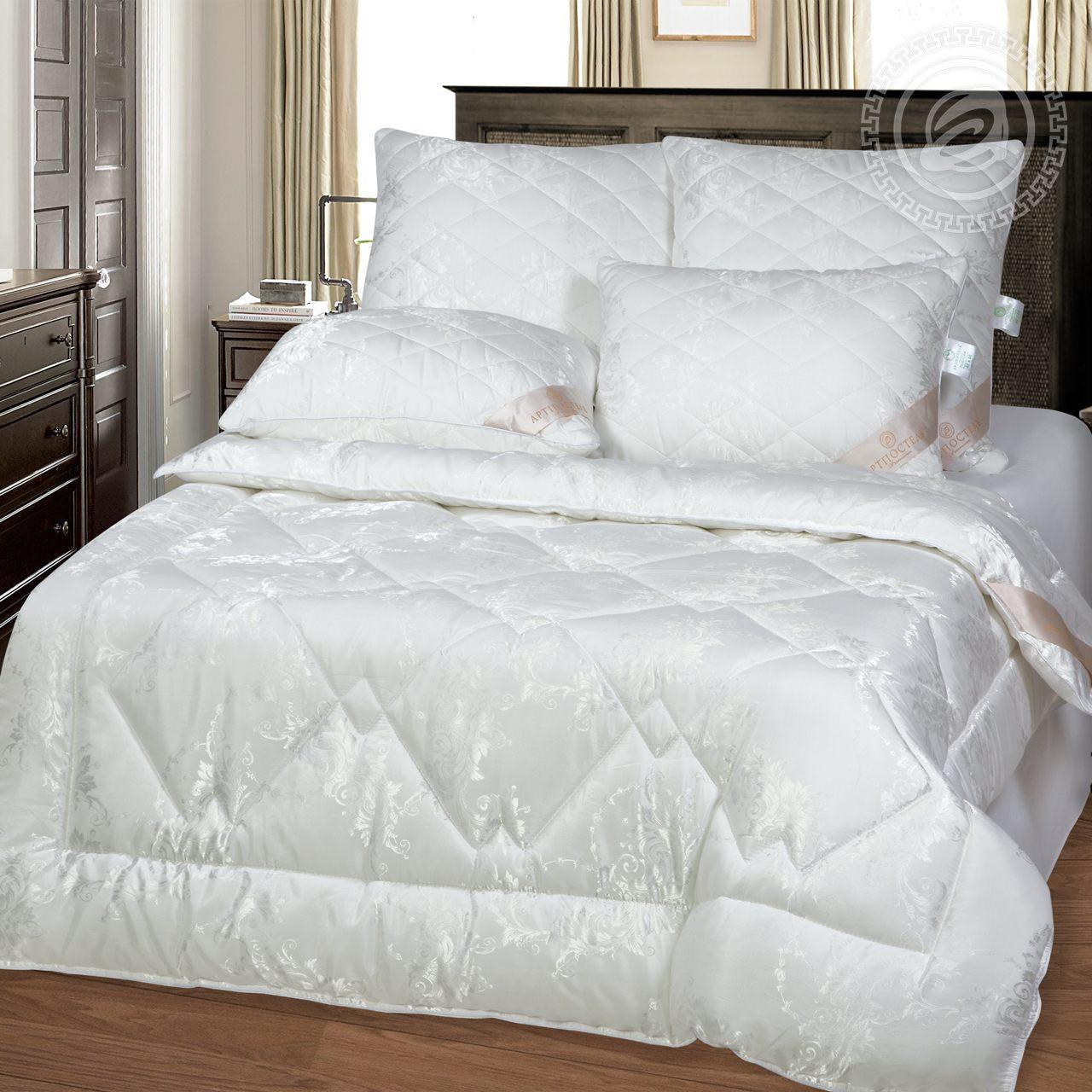 """Одеяло """"Эвкалипт Premium"""" р. 200x215 — Эвкалипт Premium"""