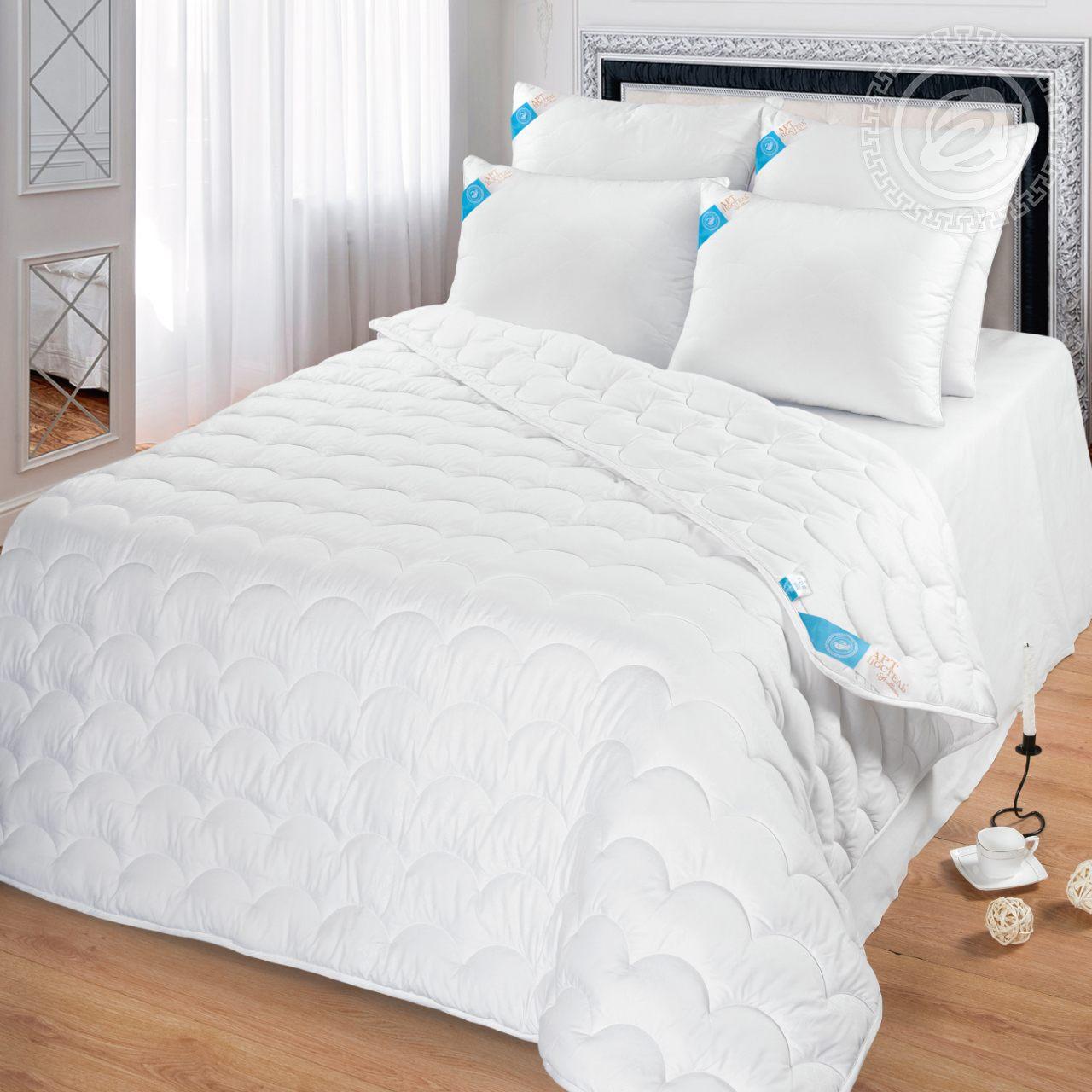 "Одеяло ""Лебяжий пух Soft Collection"" р. 200x215 — Лебяжий пух Soft Collection"
