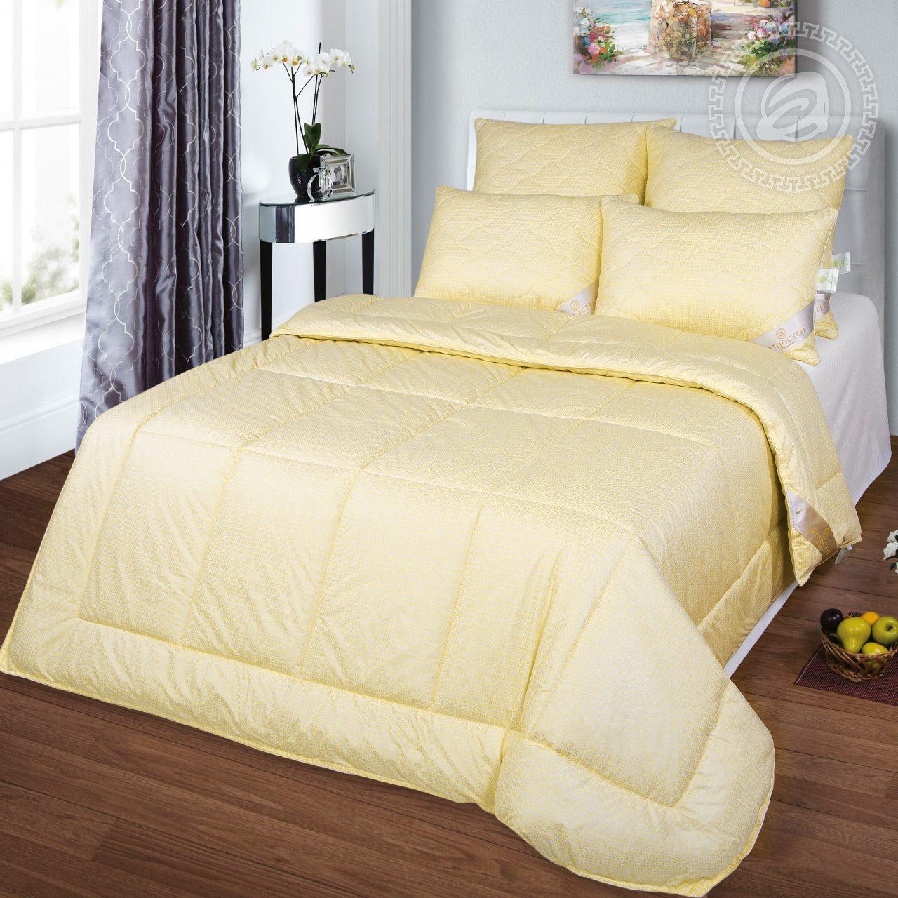 """Одеяло """"Меринос Premium"""" р. 110х140"""