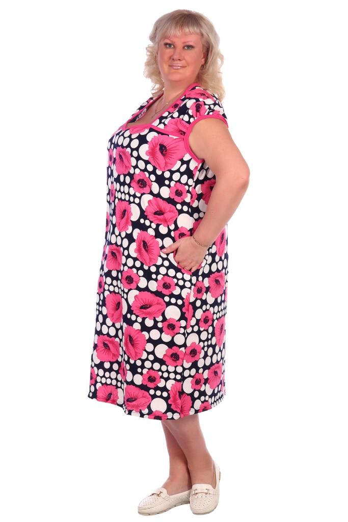 Жен. платье арт. 16-0519