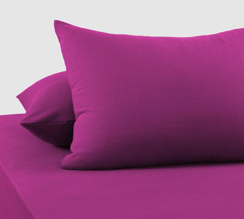 """Наволочки """"Фиолетовый """" р. 50х70 — Фиолетовый"""