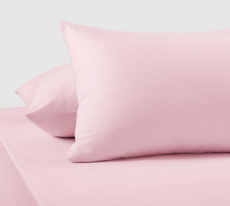 """Наволочки """"Розовый """" р. 70х70 — Розовый"""