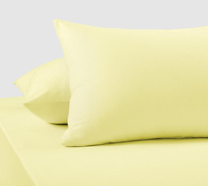 """Наволочки """"Желтый """" р. 50х70 — Желтый"""