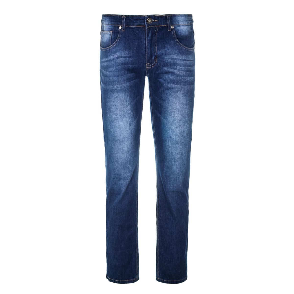 Муж. джинсы арт. 12-0156 Синий р. 31