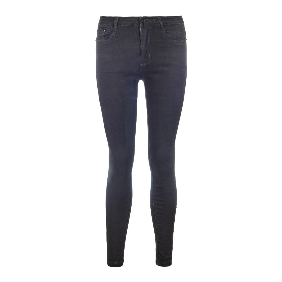 Жен. джинсы арт. 12-0090 Черный р. 26