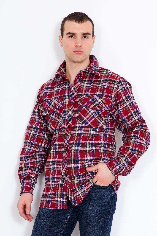 Муж. рубашка арт. 18-0480 В ассортименте р. 58 фото