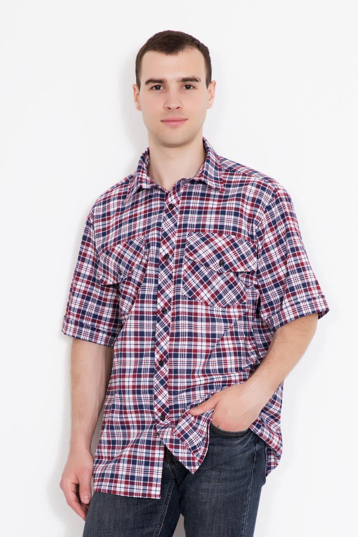 Муж. рубашка арт. 18-0479 В ассортименте р. 48 фото