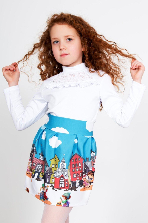 Дет. юбка