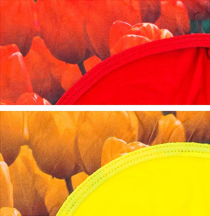 Жен. трусы арт. 12-0140 Красный р. 48-50