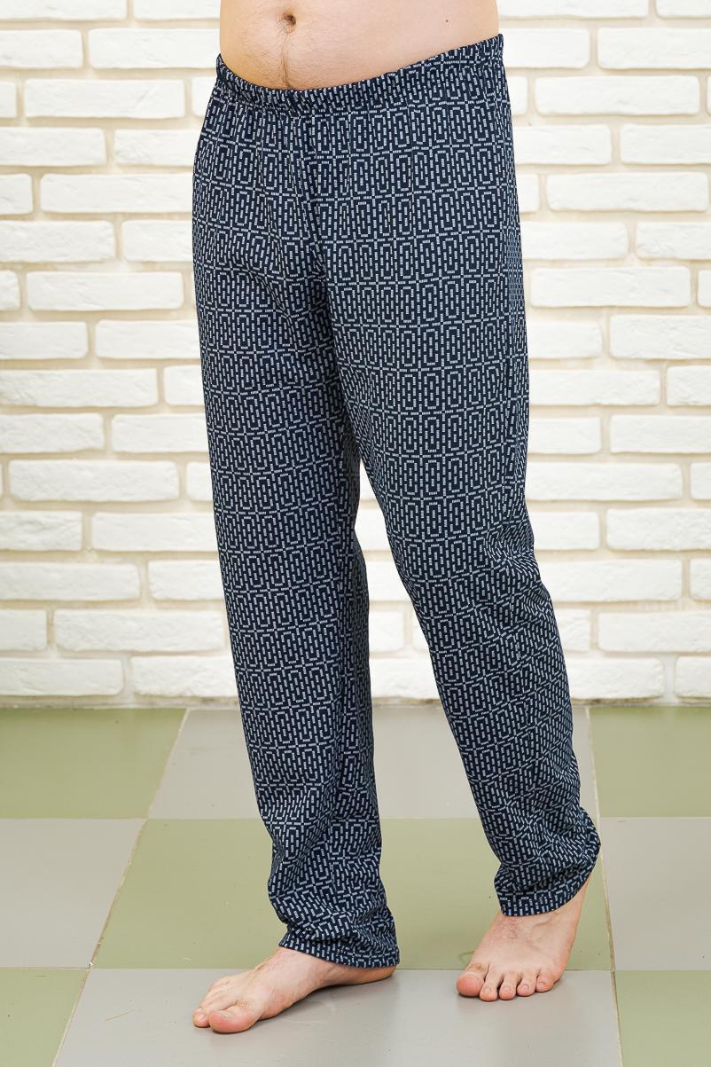 Муж. брюки арт. 18-0916 Серый р. 58