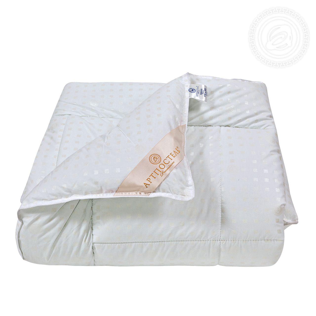 "Одеяло ""Лебяжий пух Premium"" р. 200x215 — Лебяжий пух Premium"