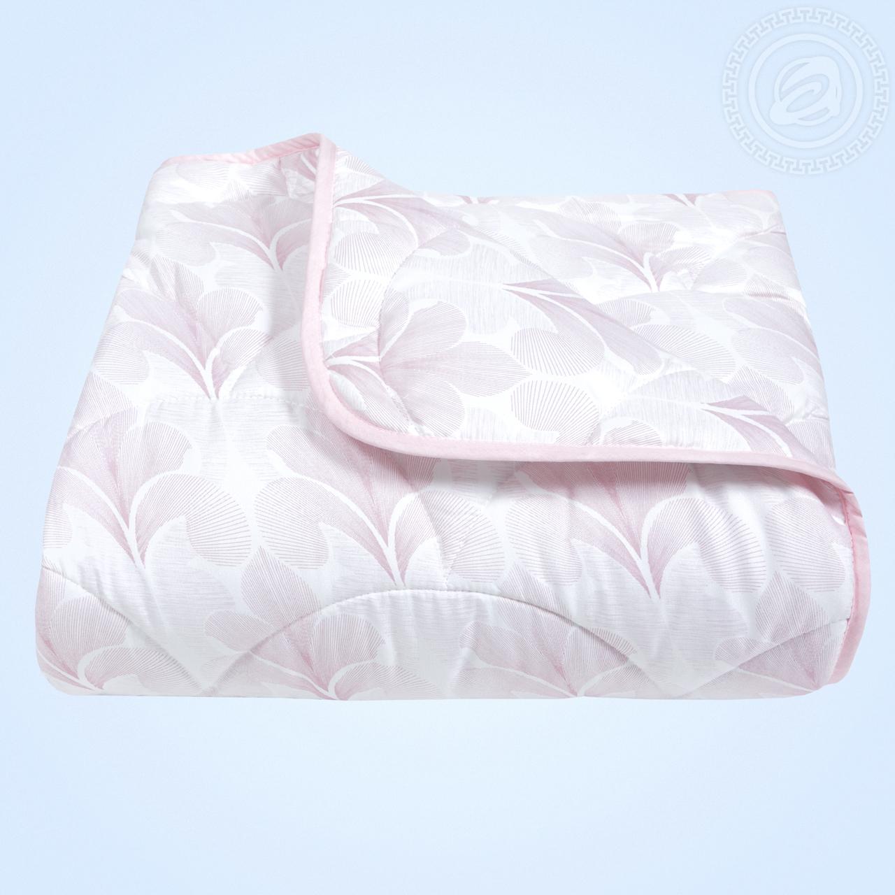 "Одеяло ""Лебяжий пух"" Розовый р. 110х140 — Лебяжий пух Розовый"