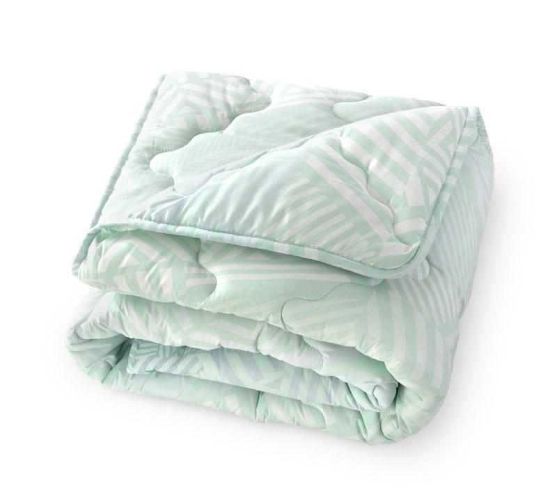 """Одеяло """"Эвкалипт"""" Зеленый р. 1,5-сп. — Эвкалипт Зеленый"""