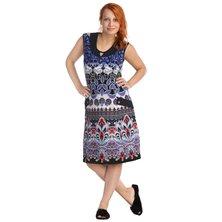 Жен. платье арт. 16-0022 Василек р. 48