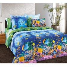 """Комплект постельного белья """"Подводный мир"""""""