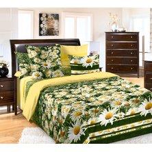 """Комплект постельного белья """"Простор"""" Желтый"""