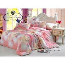 """Комплект постельного белья """"Розетта"""" Розовый"""