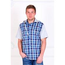 "Мужская рубашка ""Юстин"" арт. 0031"
