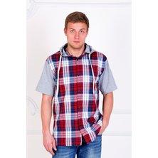 "Мужская рубашка ""Юстин"" арт. 0032"