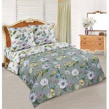 """Комплект постельного белья """"Жаклин"""" + размеры с простыней на резинке"""