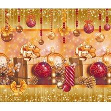 """Вафельное полотенце """"Рождество"""" р. 50х70 см"""