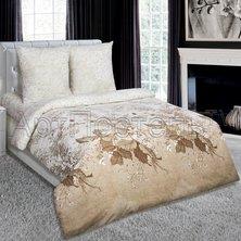 """Комплект постельного белья """"Адажио"""" + размеры с простыней на резинке"""
