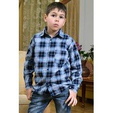 Дет. рубашка арт. 18-0091 р. 30