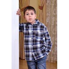 Дет. рубашка арт. 18-0092 р. 28