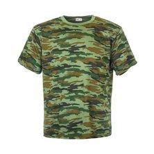 "Муж. футболка ""Камуфляж"" р. 48"
