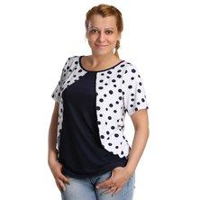 Жен. блуза арт. 16-0173 р. 48
