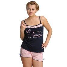 Жен. пижама арт. 16-0210 Розовый р. 44
