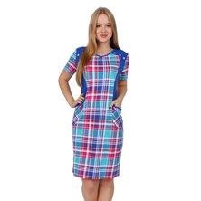 Жен. платье арт. 16-0255 Василек р. 48