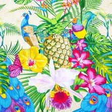 """Вафельное полотенце """"Гавайи"""" р. 100х150"""