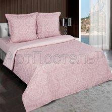 """Комплект постельного белья """"Византия"""" Розовый"""